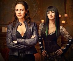 Lost girl Bo Tamsin Kenzi