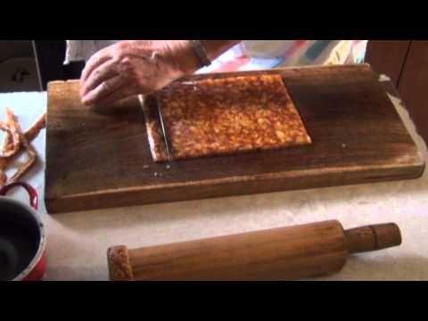 (71) Ízvadász -grillázs torta sütés - YouTube