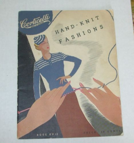 Vintage Knitting Books : Best images about belding corticelli favorite wooden