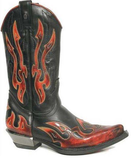 Cool cowboy boots!!