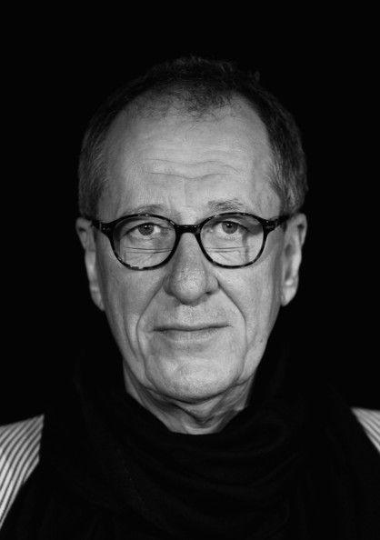Geoffrey Rush as Hector Bowen- the authors only request.