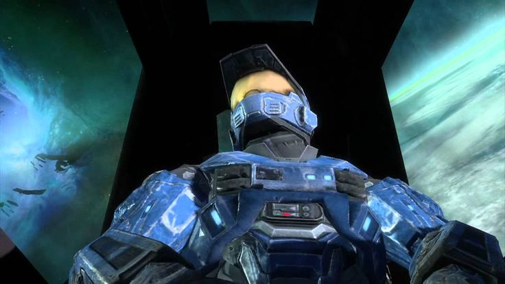 Caboose Visits the Halo Reach Campaign. I wish there wasn't so much swearing.