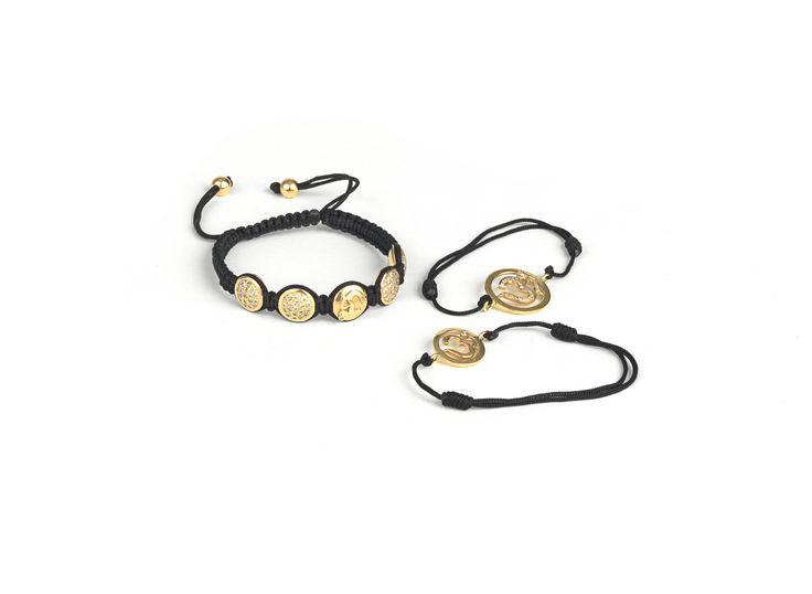 La Chance AUM bracelet Lucky Bracelet Mens jewelry Womens bracelet