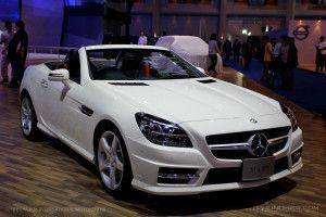 Mobil Mercedes Benz SLK 200 CGI - Harga Mercedes Benz SLK 200 CGI - Dealer Mercedes Benz