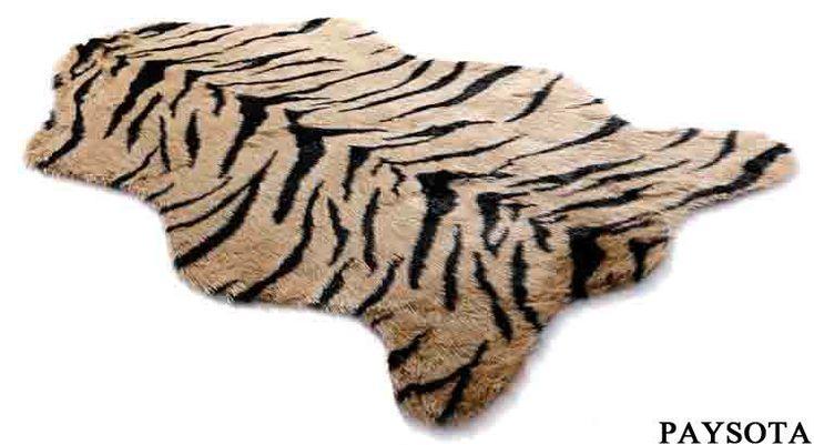 M s de 25 ideas incre bles sobre alfombras de cebra en - Alfombra piel cebra ...