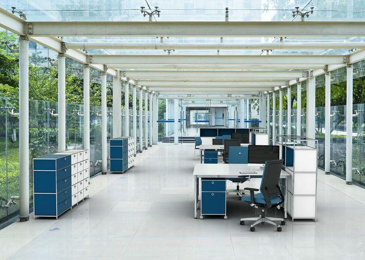 Кресла IMPULSE и универсальная мебель SYSTEM4 от VIASIT - Ваш идеальный офис