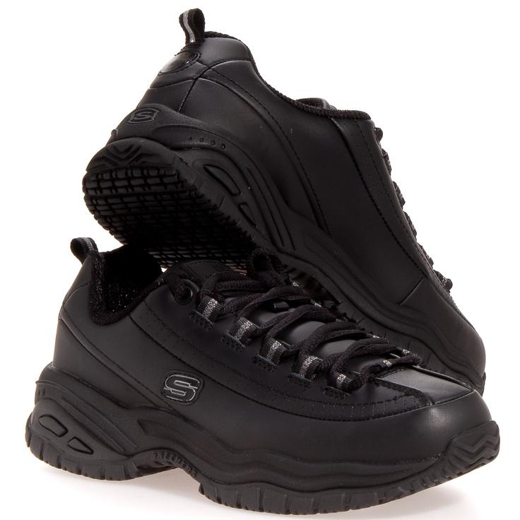 Skechers Softie Wide Women's Shoe Shoes: Black 5