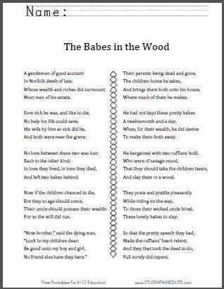 we are seven poem pdf