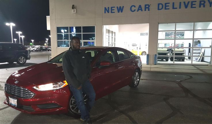 Mario, we hope you enjoy your new 2017 FORD FUSION.  Congratulations and best wishes from Landmark Ford and DAVID MCMEEN.
