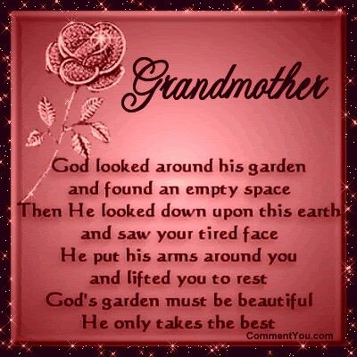 Excellent Sad Quotes About Grandma Pictures Inspiration ...