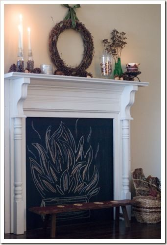 How to create a faux fireplace at home that very much serves as a focal point in your house. It is not necessary to use fire all the time to have warmth in your house.