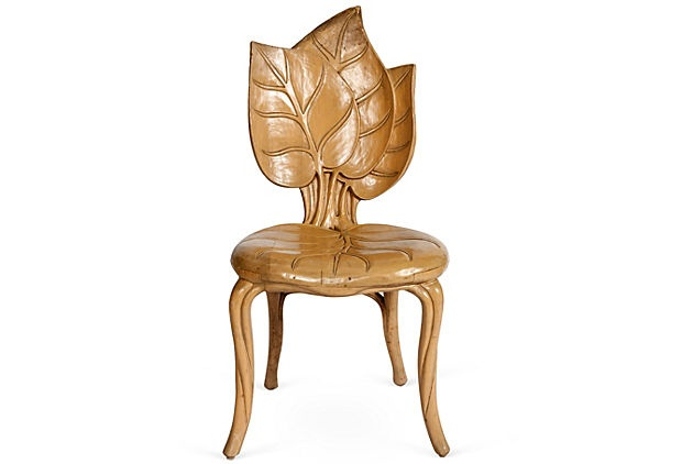 Palm Leaf Chair From Kelly Wearstler S Edit On