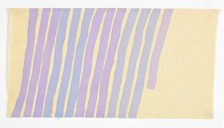 #GiorgioGriffa tra gli invitati da #ChristineMacel a La Biennale di Venezia. I nostri complimenti! Senza Titolo, 1976, acrilico su tela, cm. 39,5x75. Per informazioni: www.labiennale.org.