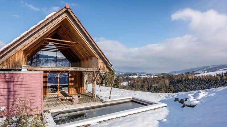 Ferienhaus Österreich | Bei PURESLeben finden Sie das Ferienhaus Ihrer Träume in schönster Lage in der Steiermark und mit tollen Service-Angeboten.