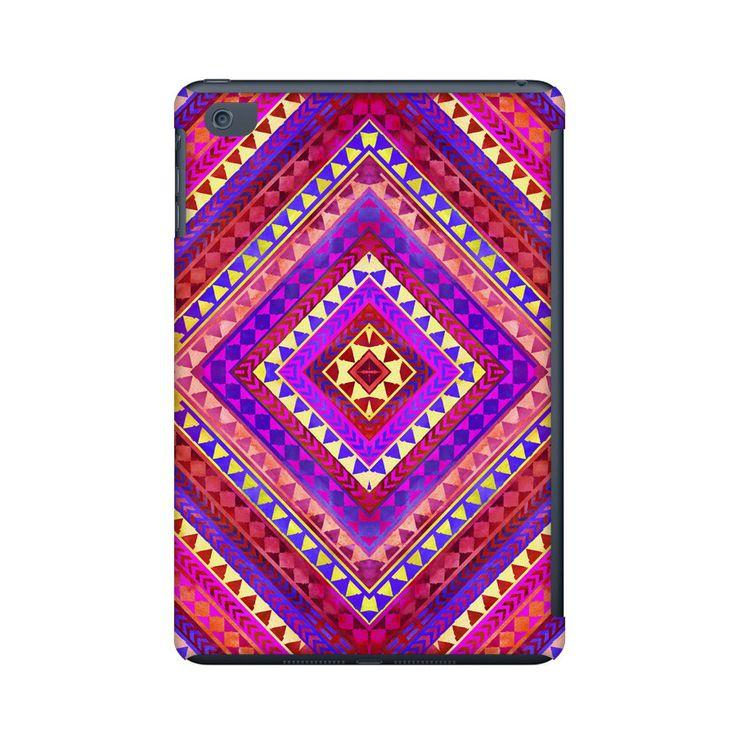 Ipad mini case geometric ipad mini case colorful by RoveStudio