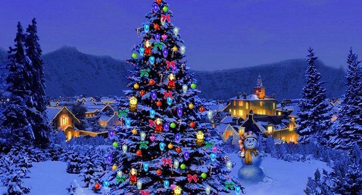 Festa di Natale con la Scuola Materna di Cavalese