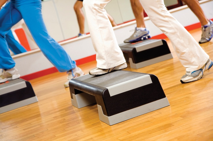 1987: Sports Club/LA became the first club to offer #Step classes.