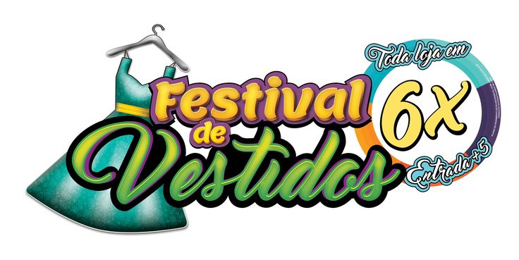 Festival de Vestidos - Loja Alba