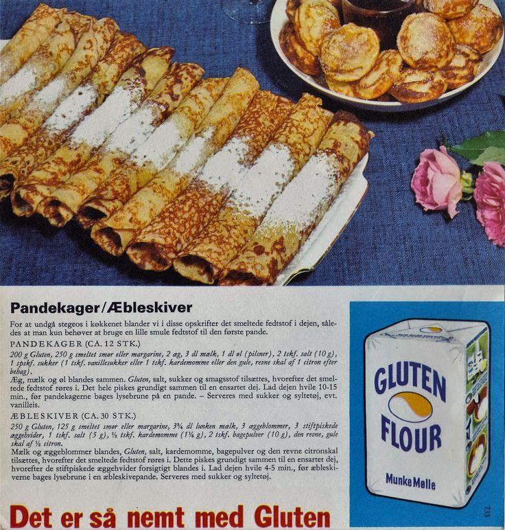 Pandekager / Æbleskiver...