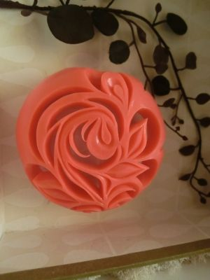 ソープカービングSoap carving work#craft