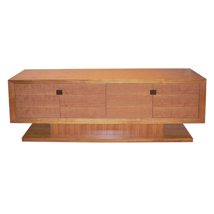 Fiddleback Ash Sideboard by Anton Gerner - bespoke contemporary furniture melbourne