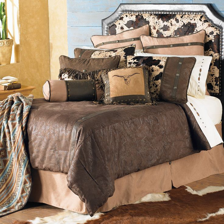 59 best western bedrooms images on pinterest western 13809 | 7f0ef7e091288ca9548b341923020321 western bedrooms western bedroom ideas