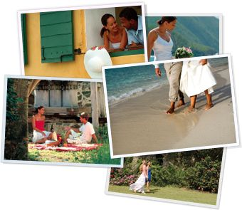If you're looking to escape to a simple, romantic island wedding getaway that intensifies your feelings of love and captivates your adventurous spirit, the U.S. Virgin Islands are ideal!