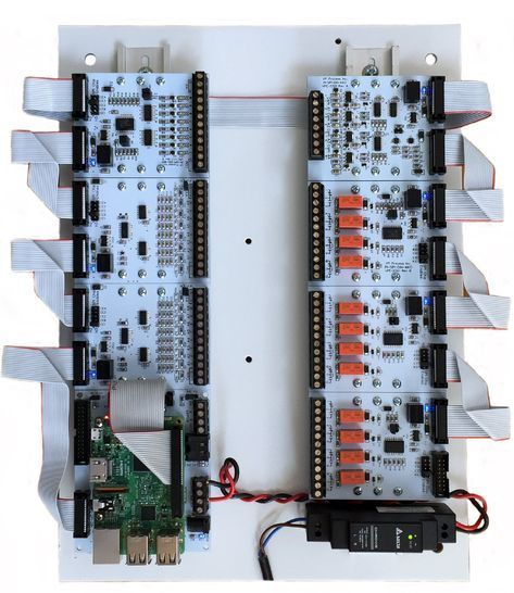 Raspberry Pi as a PLC in Automation ApplicationsTommy DeGraw