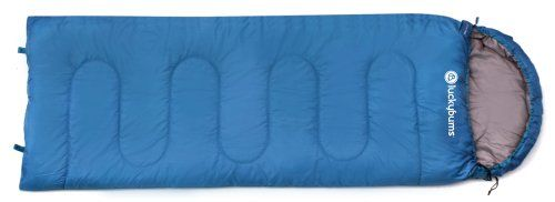 Lucky Bums Compact Lightweight Muir Spring Summer Fall Sleeping Bag Youth 40F5C  with Digital Accessory Pocket Compressing Carry Bag Included Blue 64 * Click image for more details.(This is an Amazon affiliate link and I receive a commission for the sales)