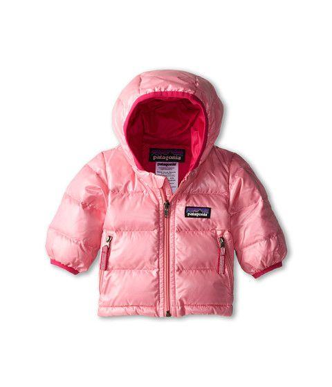 Patagonia Kids Baby Hi Loft Down Sweater Hoodie Infant