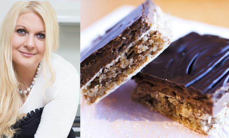 MEST POPULÆR: Ingen kaker på Kristine Ilstads bakeblogg vekker så mye interesse som Sarah Bernhardt i langpanne. Foto: Christina Børding og Det søte liv