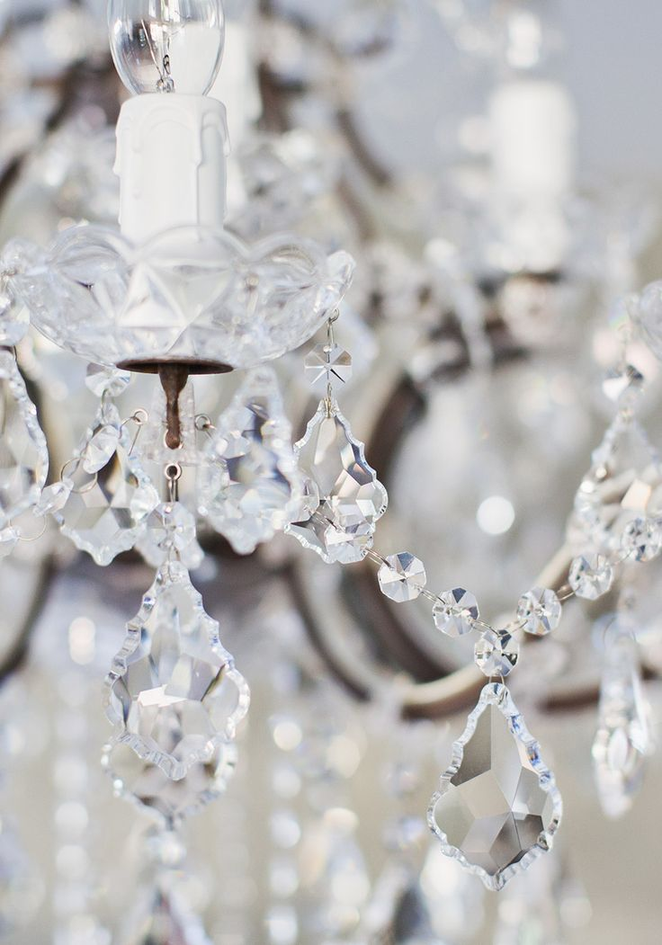 A handy rule of thumb for choosing a dining room chandelier: Add the room's length and width in feet and convert to inches, so a 12-by-15-foot room would give you 27 feet, which means the diameter of your chandelier should be approximately 27 inches.   One extra tip to keep in mind: A chandelier should be hung 30 to 36 inches above the table.