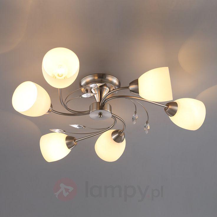 Sześciopunktowa lampa sufitowa Taras bezpieczne & wygodne zakupy w sklepie internetowym Lampy.pl.