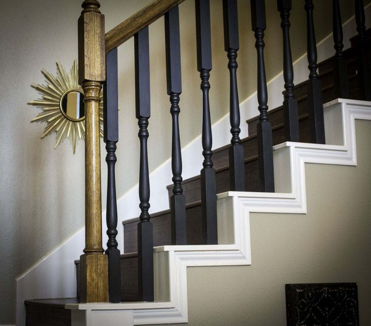 21 Attractive Painted Stairs Ideas Pictures: 21 Best Images About Annie Sloan Stairs On Pinterest