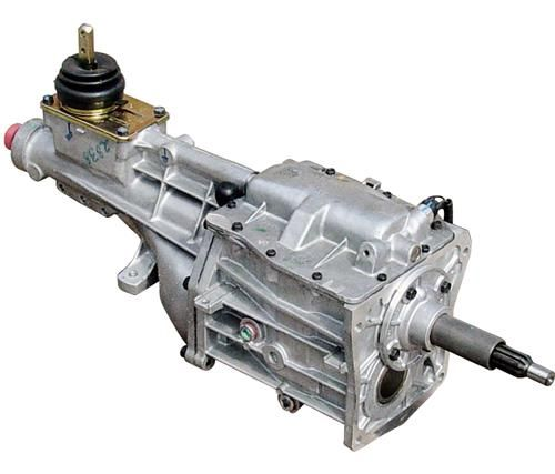 1979-93 Mustang T-5 Z Heavy Duty World Class Transmission M-7003-Z at LRS - Free Shipping!