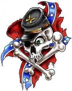 ... tattoo flash designs more rebel flag tattoo largest tattoo rebel flags