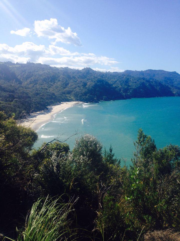 Waihi, New Zealand.