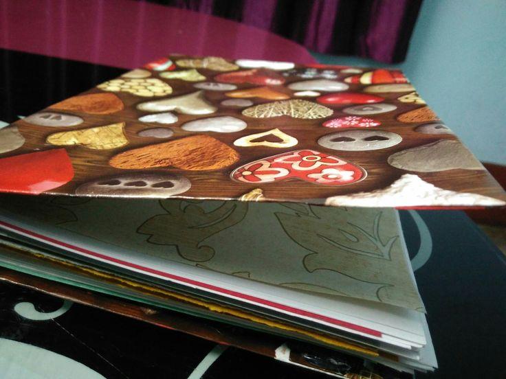 My handmade journal..