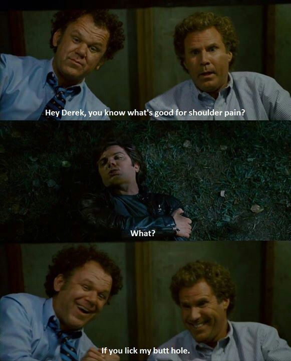 Stepbrothers and movie quotes