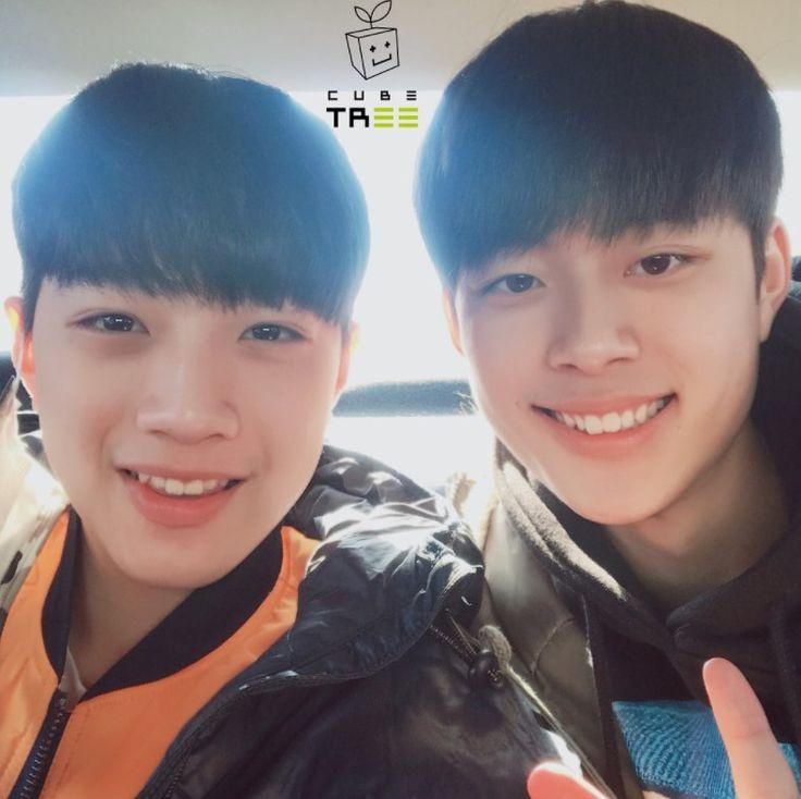 Seonho & Guanlin