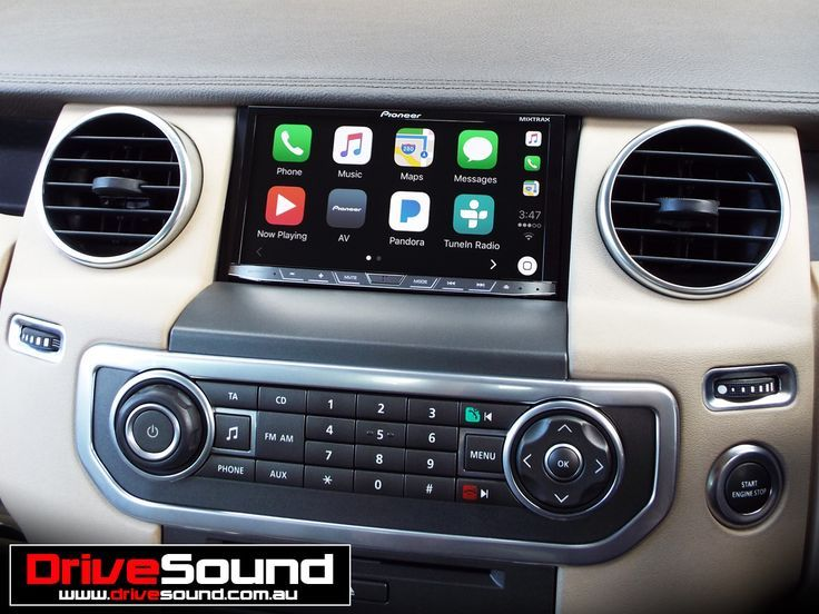 Awesome Land Rover 2017: Land Rover Discovery 4 with Apple CarPlay installed bt DriveSound.... Check more at http://24cars.top/2017/land-rover-2017-land-rover-discovery-4-with-apple-carplay-installed-bt-drivesound/