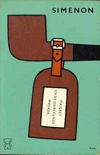 Maigret Part 3: Zwarte Beertjes Maigret by Dick Bruna