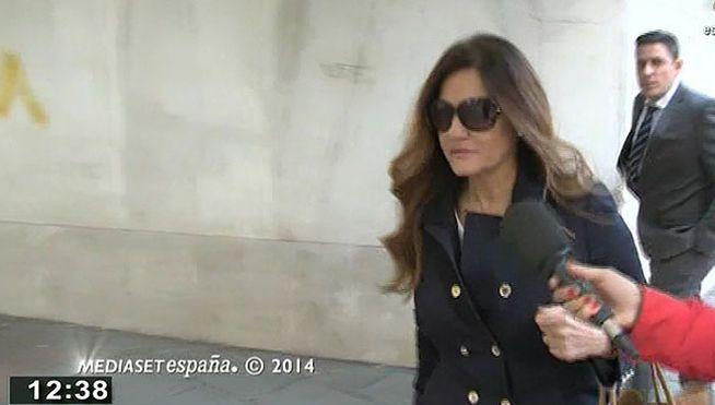 La abogada de Chabelita confirma que demandarán a Alberto Isla. | CORAZON VIP 2