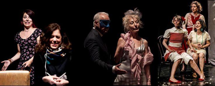 """#Teatro. La Compagnia degli evasi in scena alla Sala Convegni del Centro Sociale di #CastelnuovoMagra il 12, 13 e 14 giugno con tre commedie """"Cabaret"""", """"Anniversario"""" e """"Victor o i bambini al potere"""""""