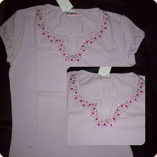 DORCAS: Camisetas Customizadas