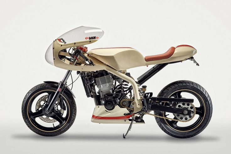 THE LONG ROAD TO PERFECTION: JEFF LAMB'S MZ SKORPION   Cafe Racer