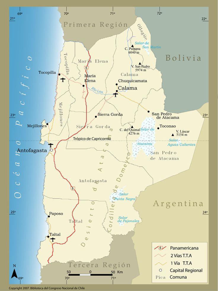 2 Región de Antofagasta