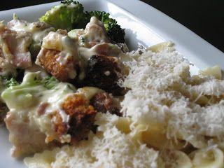 Gratin de poulet et de brocoli (divan de poulet) | Bedon Gourmand