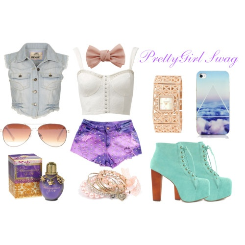 Polyvore Outfits For Teenage Girls Swag | fashionplaceface.com