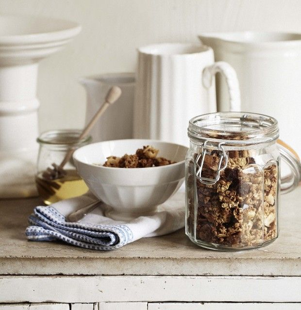 Homemade granola  - countryliving.co.uk